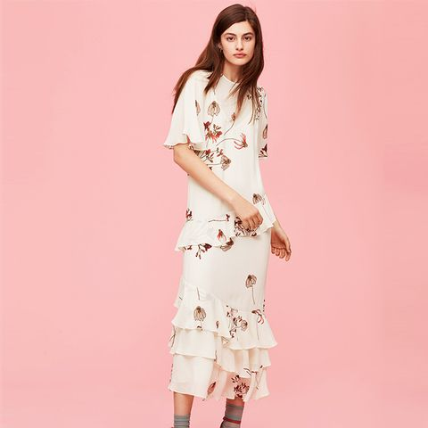 Teline Dress