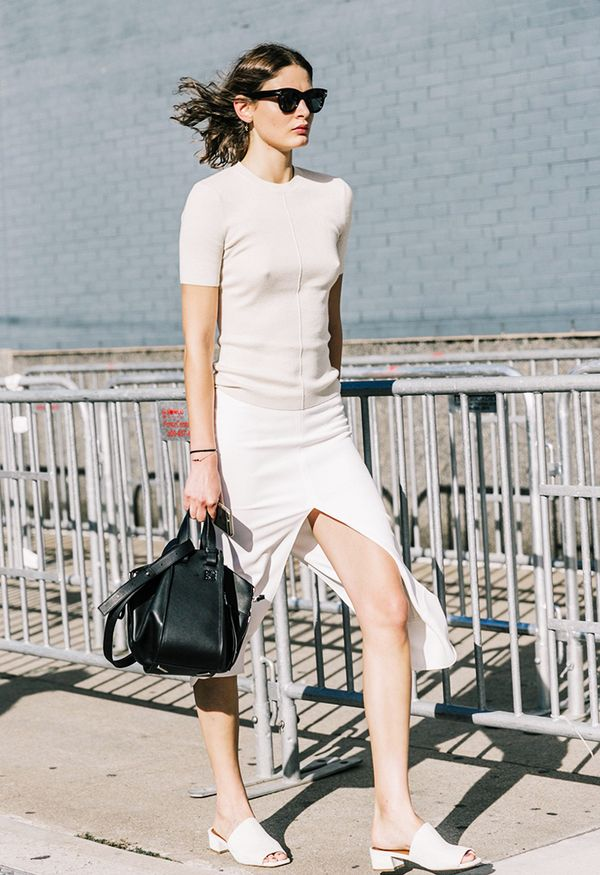 Minimalist Fashion Doesn T Have To Be Boring Whowhatwear