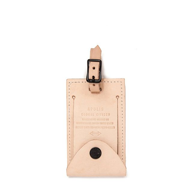 Transit Issue Luggage Tag