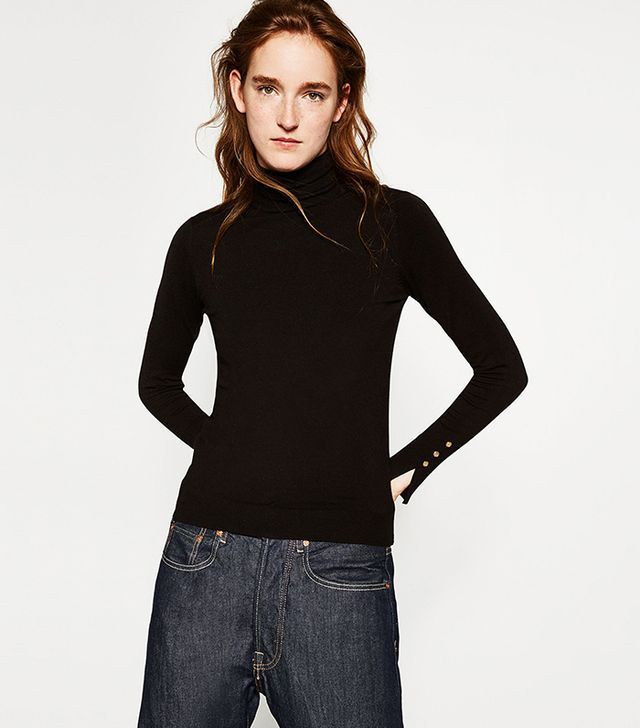 Zara Turtle Neck Sweater