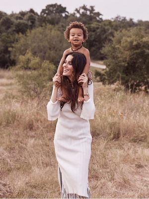 "Nicole Trunfio on How Motherhood Changed Her: ""I've Never Felt So Beautiful"""