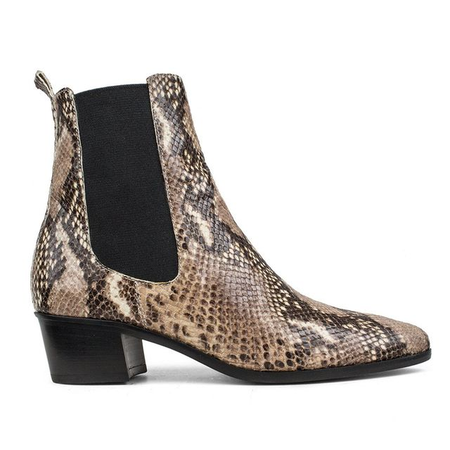Archive Shoes The Mercer Boot