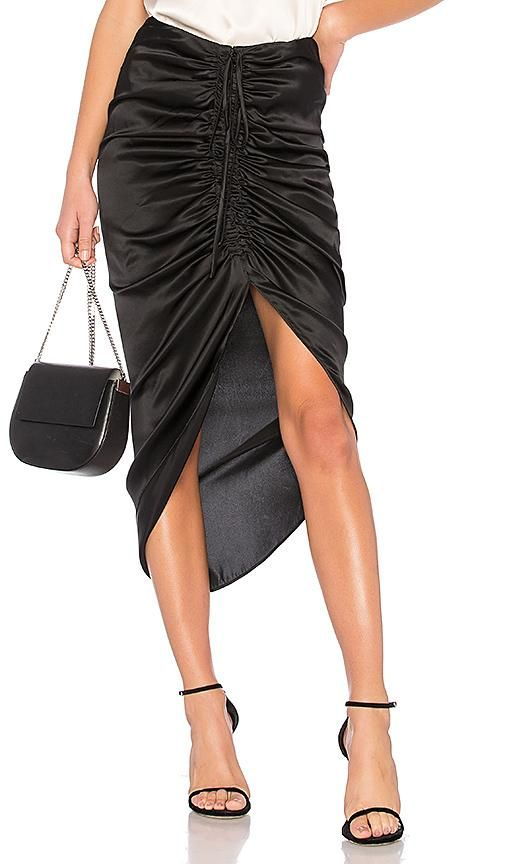 The Amanda Skirt in Black. - size S (also in L,M,XS)