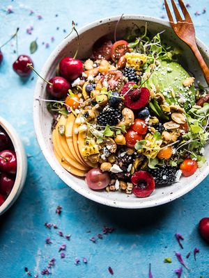 4 Tasty Salad Recipes That Are Also Insanely Filling