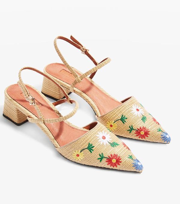 Best sandals for work: Topshop Jasmine