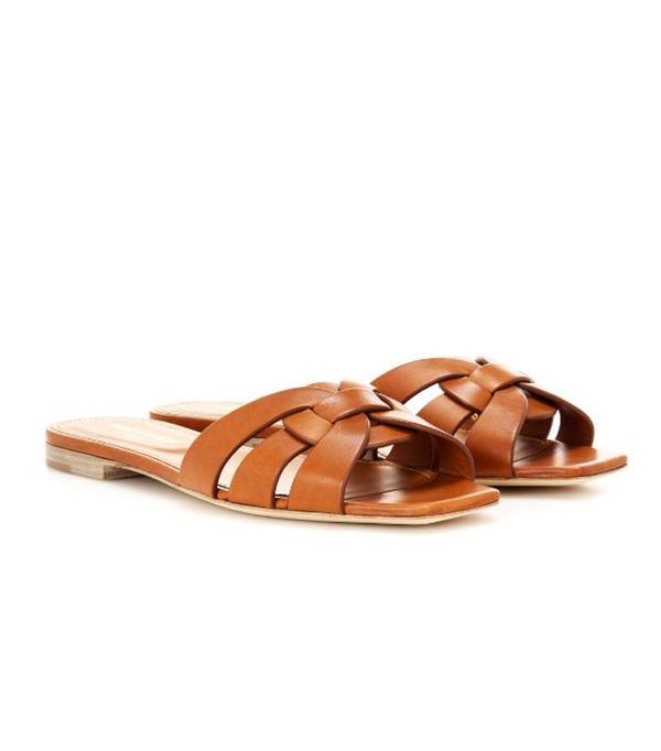 Nu Pieds 05 leather sandals