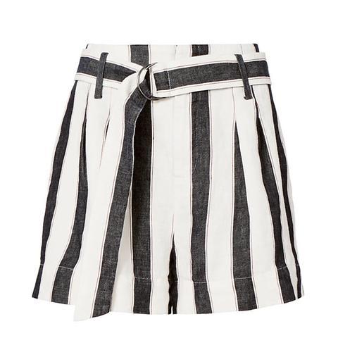 Linen Classic Shorts