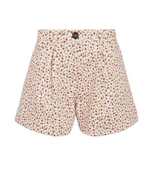 best floral shorts