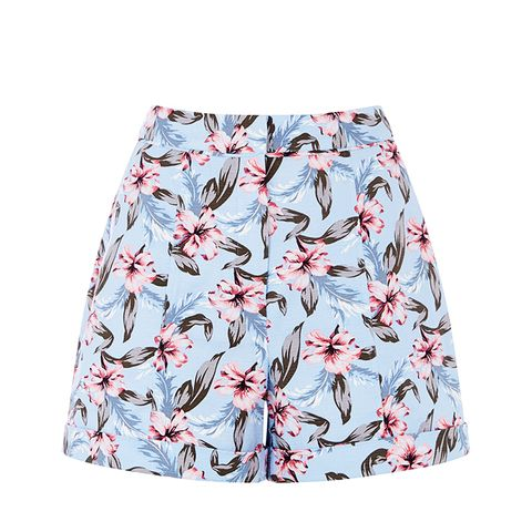 Tropical Lily Shorts