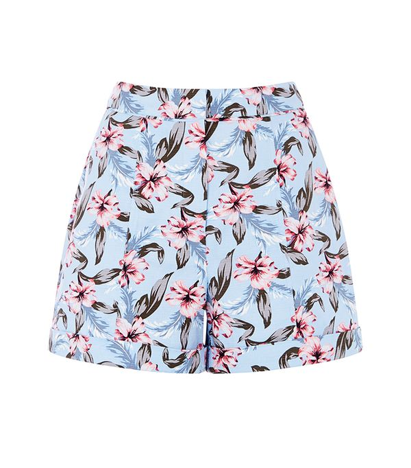 best tropical print shorts