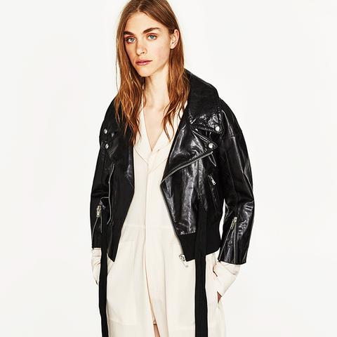 Studio Leather Jacket