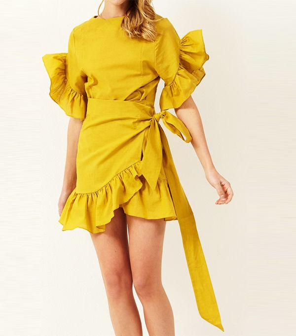 The Best Yellow Summer Dresses Whowhatwear