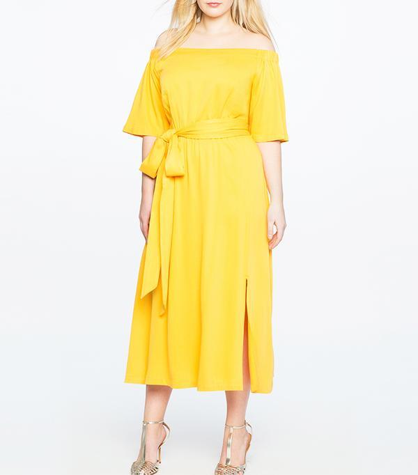 yellow wallpaper summer dress - photo #7