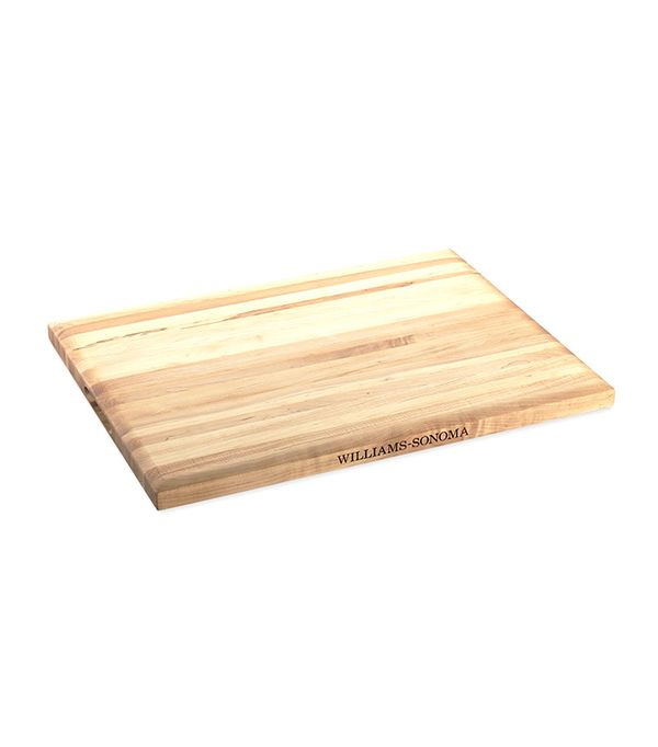 Williams-Sonoma Edge-Grain Cutting Board