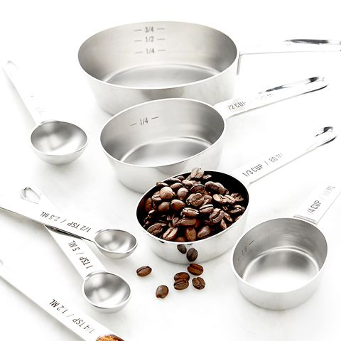 Odd-Sized Nesting Measuring Spoons