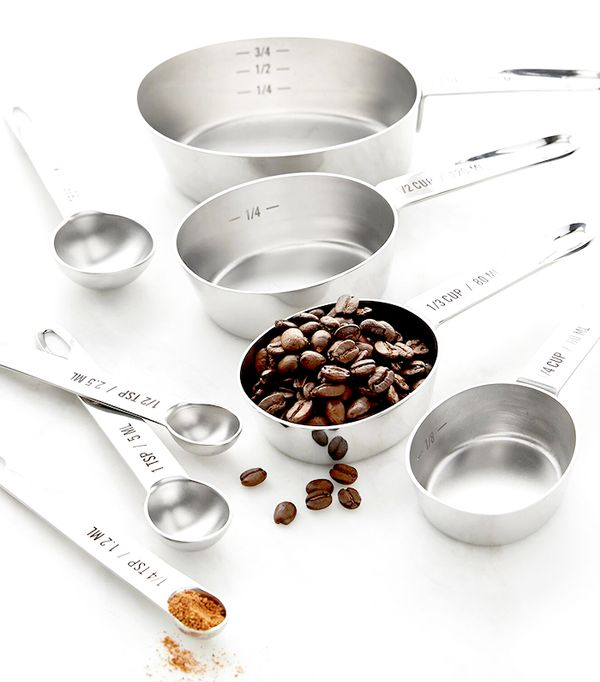 Williams-Sonoma Odd-Sized Nesting Measuring Spoons