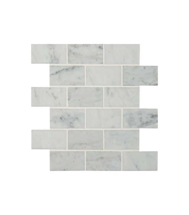 MS International Carrara White Polished Marble Tile