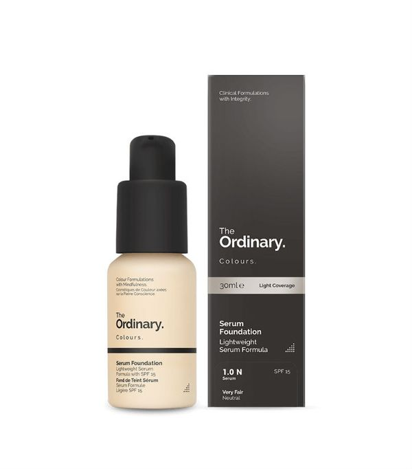 Best summer foundations: The Ordinary Colours Serum Foundation