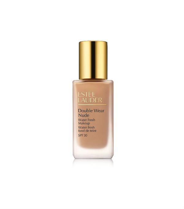 Best summer foundation: Estée Lauder Double Wear Nude Water Fresh Makeup SPF 30