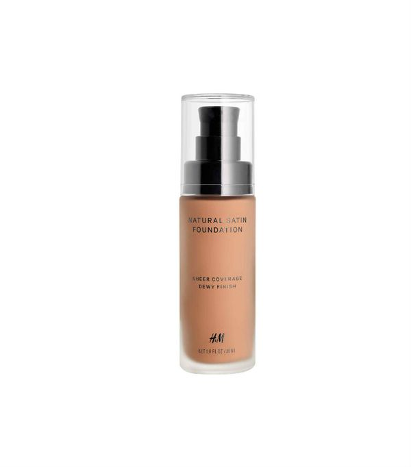 Best summer foundations: H&M Natural Satin Foundation