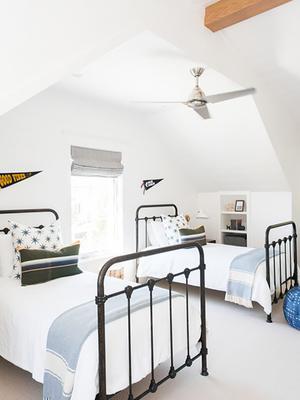 2 Interior Designers Share Their Stylish Little Boy Bedroom Ideas
