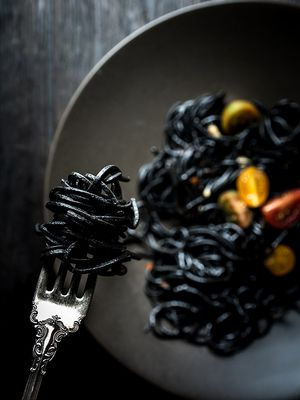 Squid Ink Pasta Is the New It Food—Here's How to Cook It