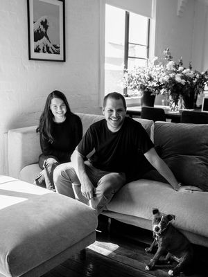 A Sydney Power Couple Share the Secret to Their Lasting Relationship