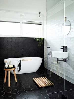 These 10 Stunning Bathrooms Have One Important Detail in Common