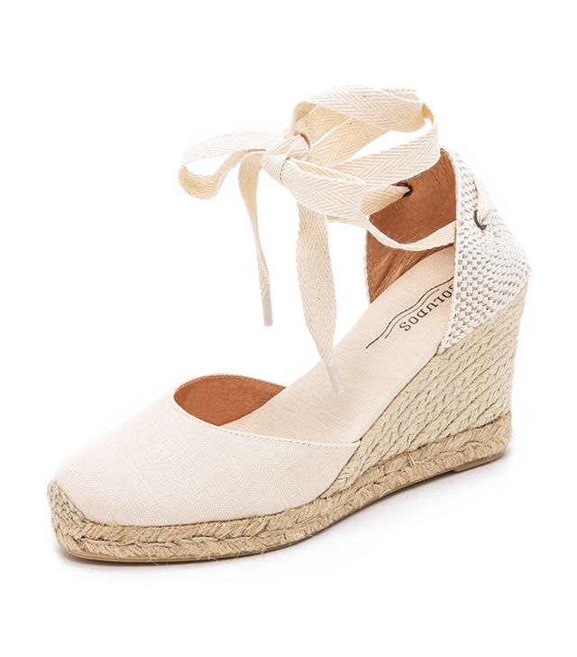 Solodus Tall Wedge Espadrilles