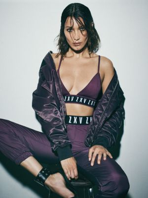 Bella Hadid Stars in Zayn Malik's Edgy New Campaign