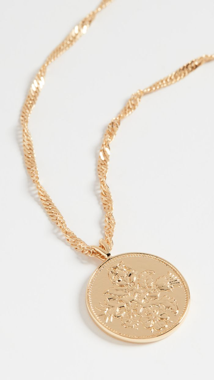 BaubleBar Sofya Pendant Necklace