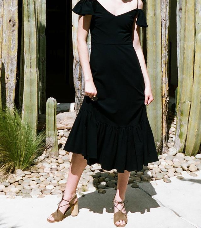 Staud Sahara Dress