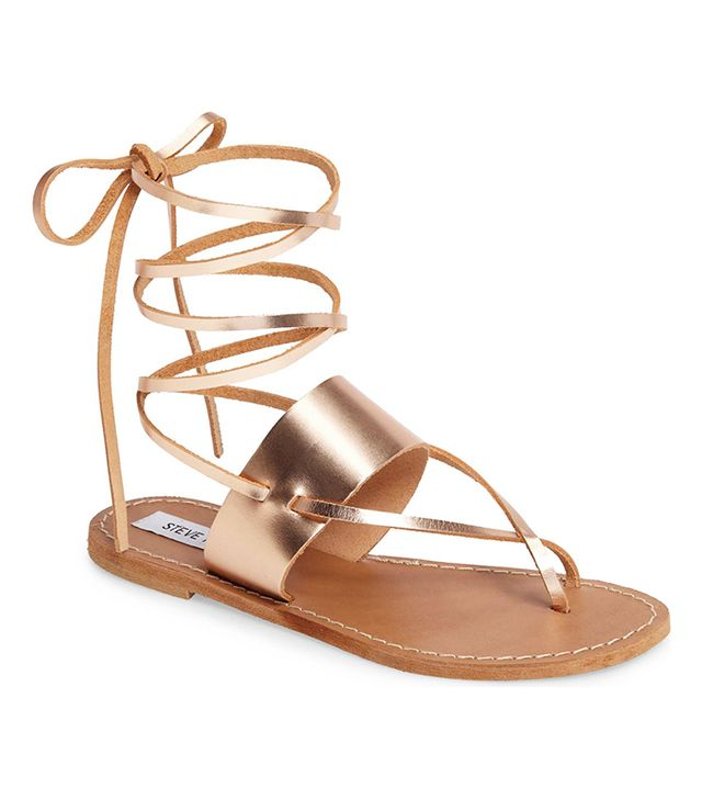 Bianca Lace-Up Sandal
