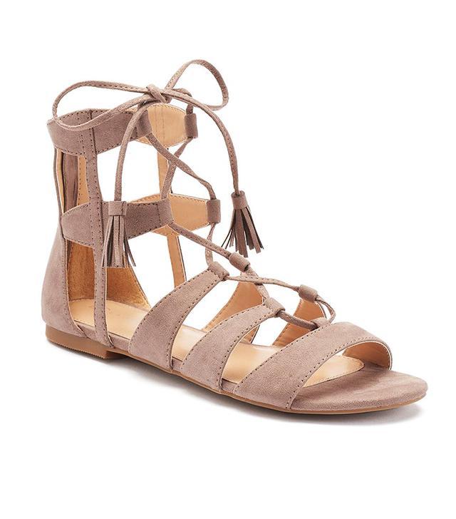 LC Lauren Conrad Gladiator Sandals