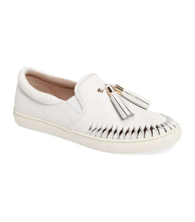 Women's Jslides Cheyenne Tasseled Slip-On Sneaker