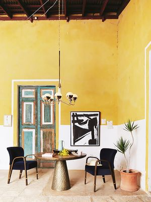 9 New Rules for Color Blocking at Home