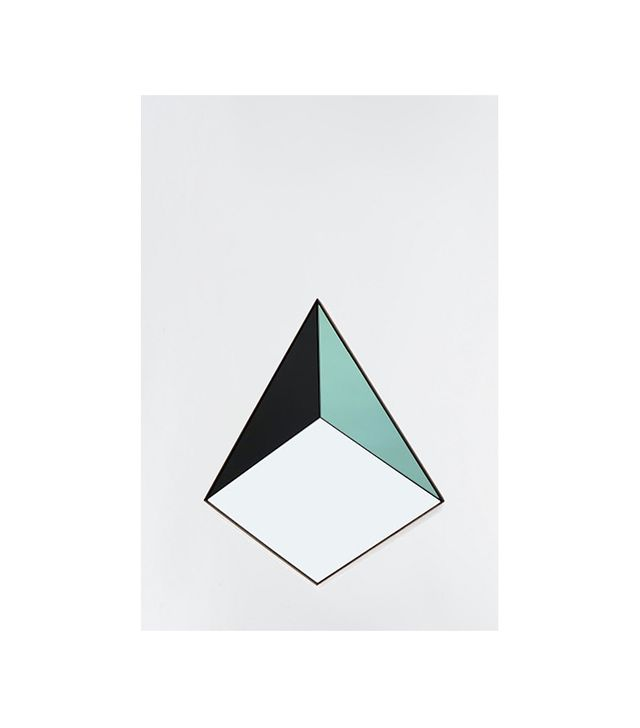 Bower Pyramid Mirror