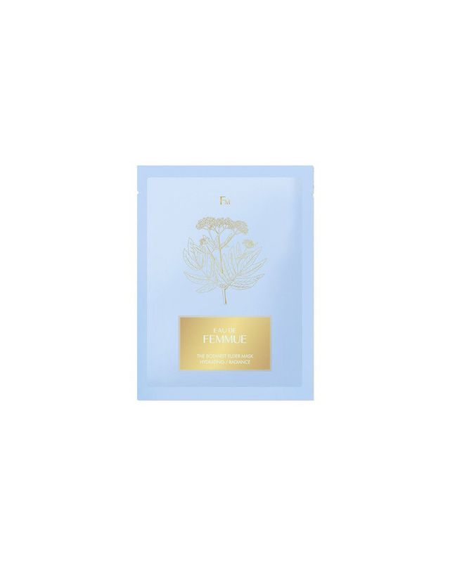 Femmue Elderflower Radiance Sheet Mask