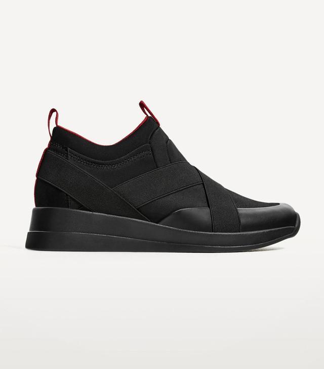 Zara Strech Sneakers