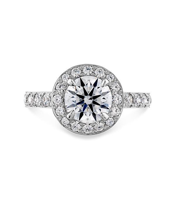 Average Diamond Size Engagement Ring Uk