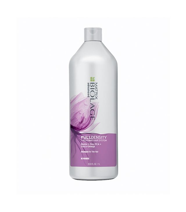 best hair styling products for with thinning hair the best shampoo for thinning hair byrdie 1299