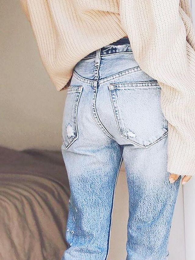 What Does Freezing Your Jeans Actually Do?