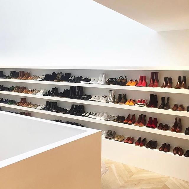 Shoes at Totokaelo NYC