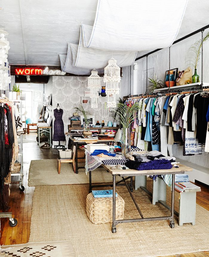 The 11 Coolest Nyc Boutiques You Need To Know Who What Wear
