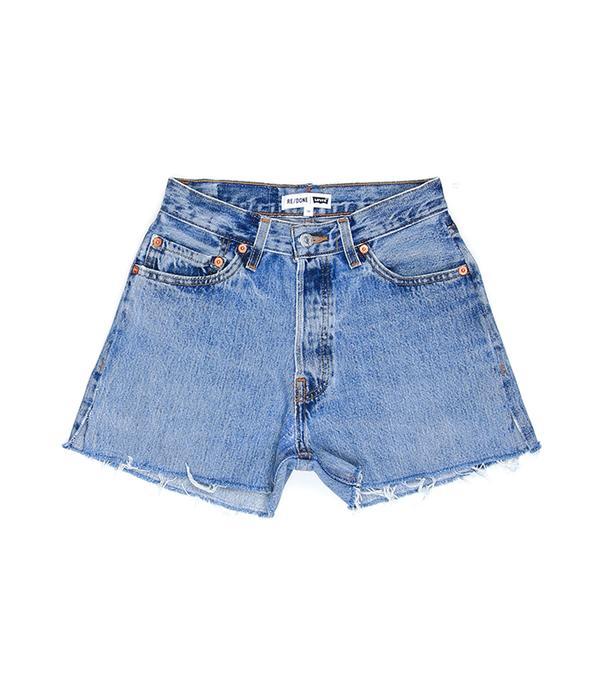 best high waisted shorts