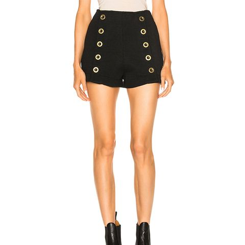 Punto Milano Wool Shorts