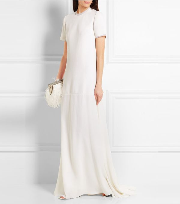 Simple Wedding Dress Boutique : Simple wedding dresses whowhatwear