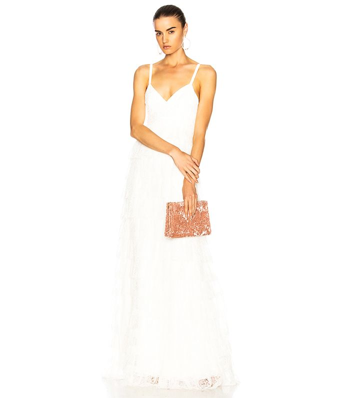Simple Wedding Dresses | Who What Wear