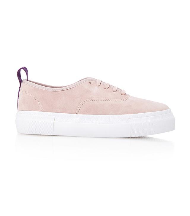 Mother Suede Sneakers