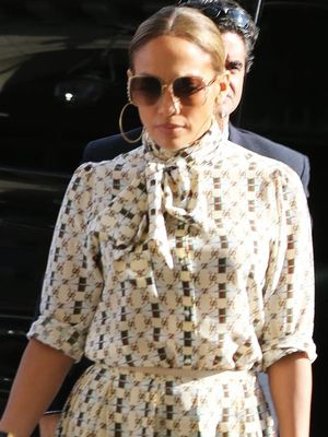 Jennifer Lopez in This Gucci Look Is Everything We've Ever Wanted